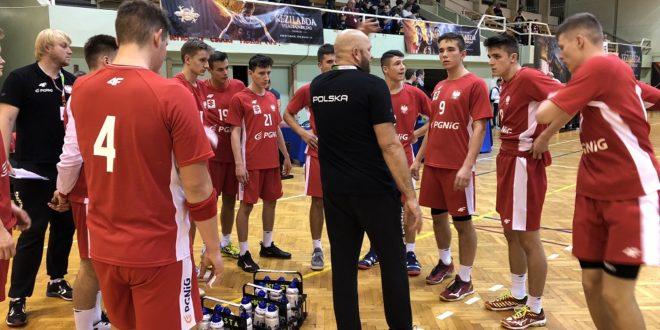 Zawodnicy I klasy SMS ZPRP Kielce na Turnieju Nadziei Olimpijskich