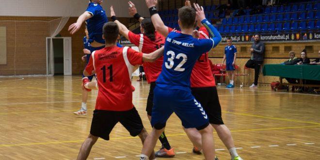 Zwycięstwa drużyn SMS ZPRP Kielce w 17 kolejce