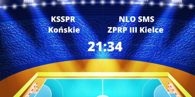 Dwa oblicza jednego meczu – KSSPR pokonane