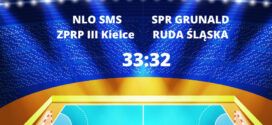 Mocna obrona – SMS I Kielce pokonuje SPR Grunwald Ruda Śląska