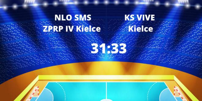 W meczu Kielce vs Kielce górą Vive