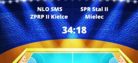 Mielec zdobyty. Wygrana SMS II Kielce