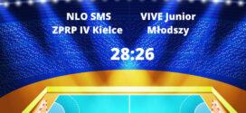 Derby dla SMSu! Vive Junior Młodszy pokonane