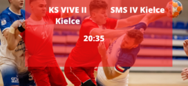 Wysokie zwycięstwo SMS IV Kielce