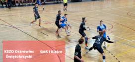 SMS I przegrał starcie z KSZO Handball
