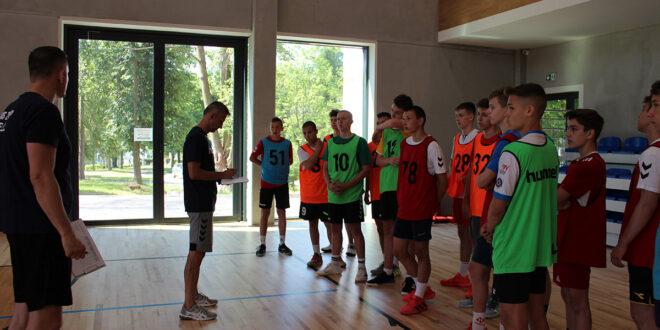 Przyszli reprezentanci i zawodnicy Superligi – egzaminy wstępne do SMSu rozpoczęte