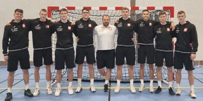 Kielecki SMS na zgrupowaniu Reprezentacji Polski U19